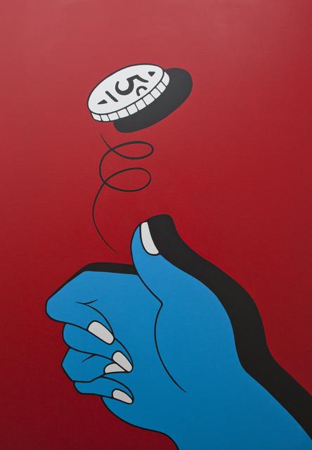 Parra, 'My five cents', 2013, Ruttkowski;68