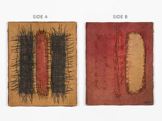 Hanna Eshel, 'Untitled (Double Sided)', ca. 1965, Patrick Parrish Gallery