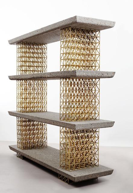 , 'Powell shelves,' 2011, NextLevel Galerie