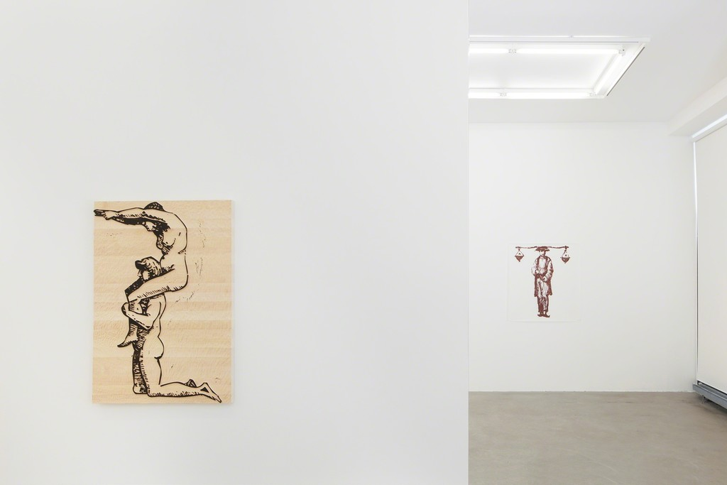 Jani Ruscica: T for Terracotta, 4-28 August 2016 at Galerie Anhava, Helsinki
