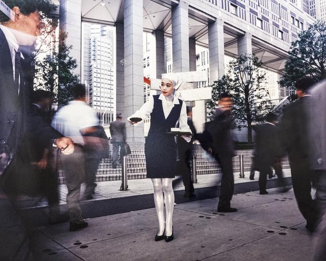 Mariko Mori, 'Tea Ceremony I', 1994, de Sarthe Gallery