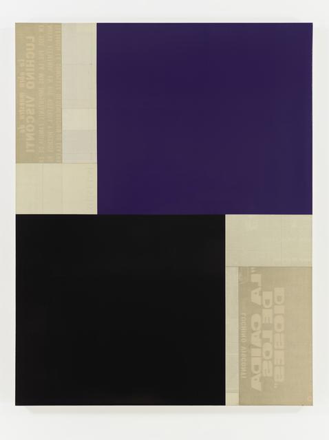, 'Luchino's Nocturne II ,' 2014, Sophia Contemporary