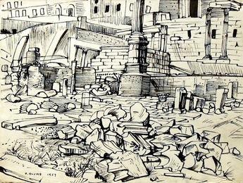 Ruins (DIT5732)