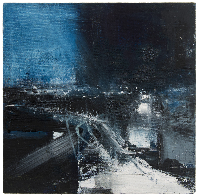 , 'The Blackish Pane,' 2016, FRED.GIAMPIETRO Gallery