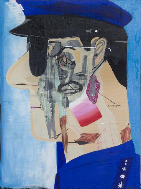 , 'Paranoia Gland,' 2018, Chimento Contemporary