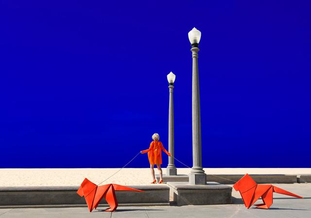 , 'Lion Gate,' 2017, Markowicz Fine Art