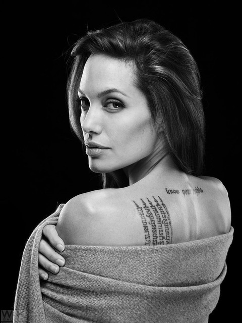 , 'Angelina Jolie,' 2007, Weiss Katz Gallery