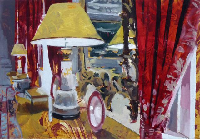 , 'Dining Room,' 2018, Cynthia Corbett Gallery