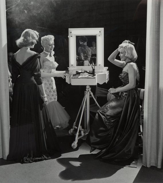 Frank Worth, 'Lauren Bacall, Betty Grable, and Marilyn Monroe, on the set of How to Marry a Millionaire', 1953-2004, Heritage Auctions