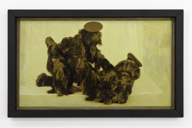 , 'The Grinder,' 2015, Thomas Brambilla