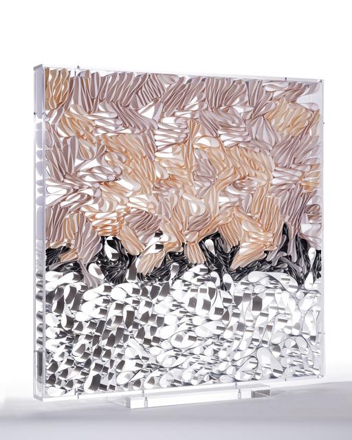 Pilar Cavestany, 'White and black box', Galería Marita Segovia