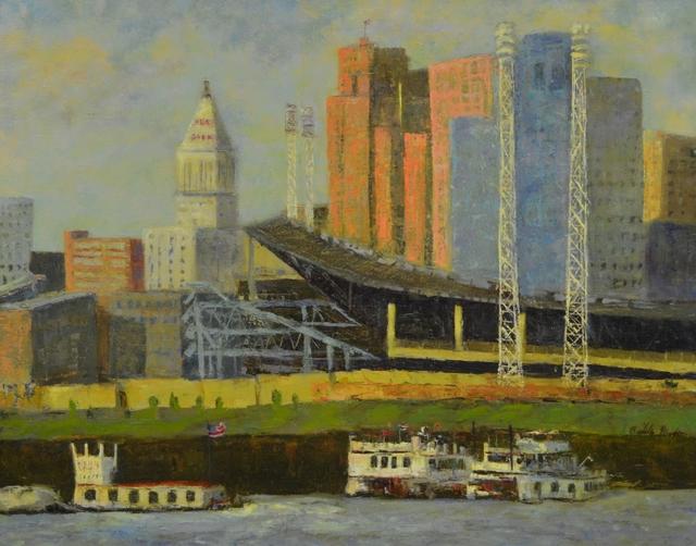 , 'The Waterfront,' , Eisele Fine Art