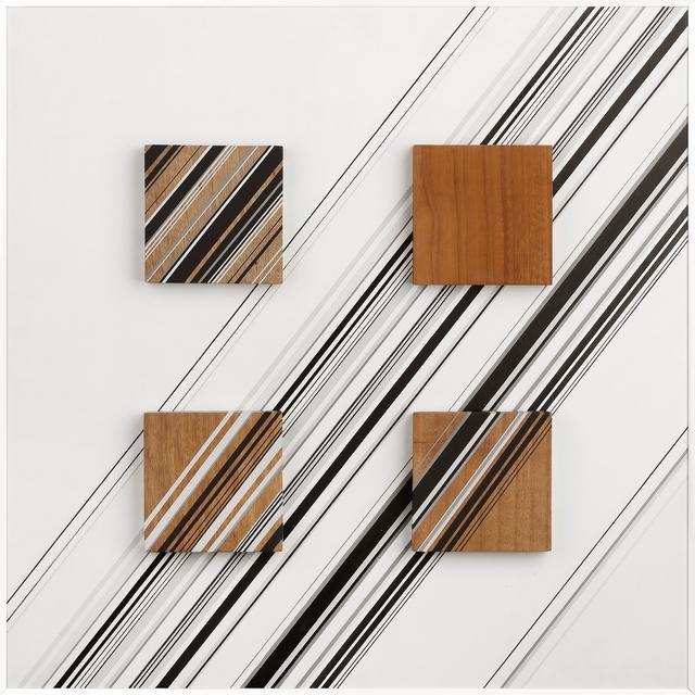 , 'Qin Se No. 3,' 2014, Eli Klein Gallery