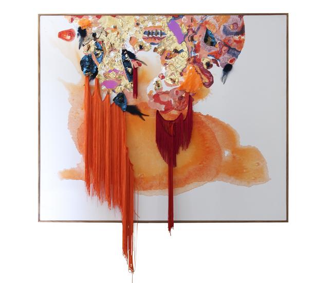 , 'Haberdashery Warrior,' 2018, 99 Loop Gallery