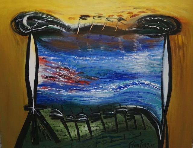 , 'De la serie contra viento y marea / From the series: Against all Odds,' 2015, ArteMorfosis - Galería de Arte Cubano