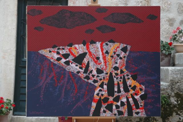 , 'Three Days (Triptych),' 2014, Museum of Modern Art Dubrovnik