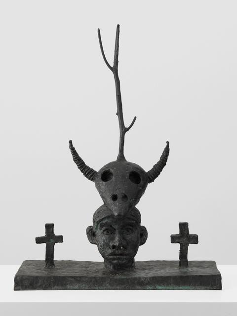 , 'Die natürliche Dreifaltigkeit,' 1985, Galerie Andrea Caratsch