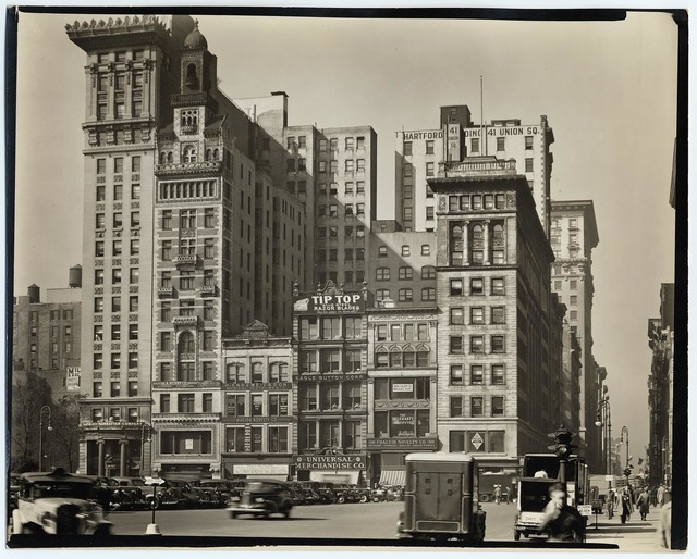 , 'Union Square West, Nos. 31-41.,' 1938, The Old Print Shop, Inc.