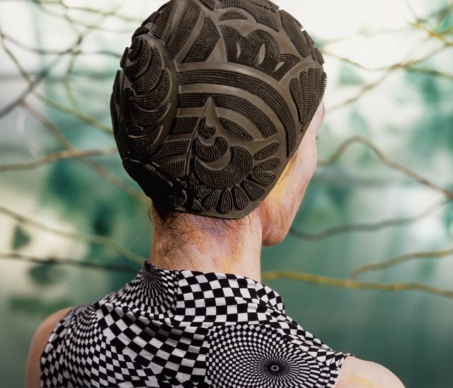 Sabine Dehnel, 'Portrait II', 2008, Photography, C-Print/ Diasec, sandwiched in between Acrylic Glass, Instantdreams