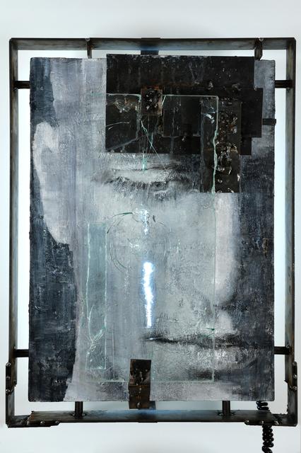 """, 'Wa 09.""""016"""",' 2016, Accesso Galleria"""