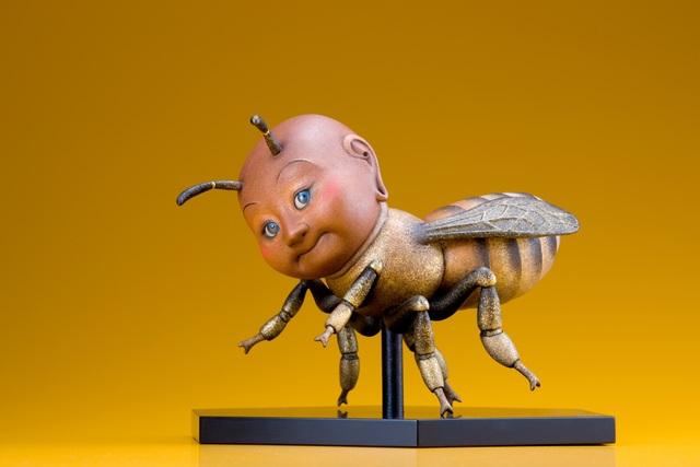 , 'Bun-Bun-doji / ぶんぶん童子,' 2012, Y's Gallery