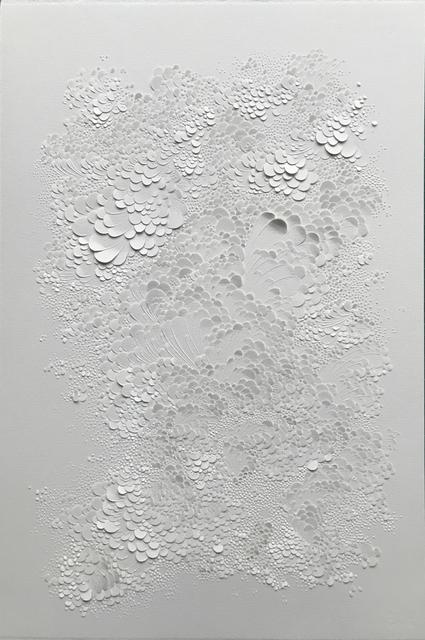, 'Untitled (Triptyque),' 2017, Galerie Dutko