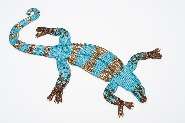 , 'Chameleon,' 2014, Galerie Noel Guyomarc'h
