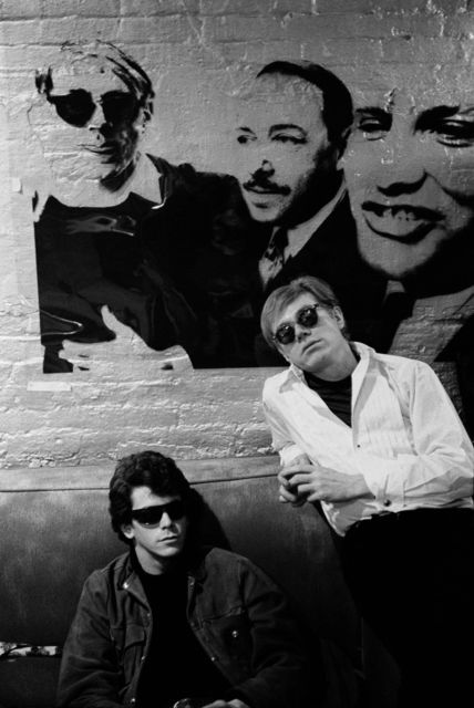 , 'Lou Reed, Andy Warhol,' 1965-1967, 303 Gallery