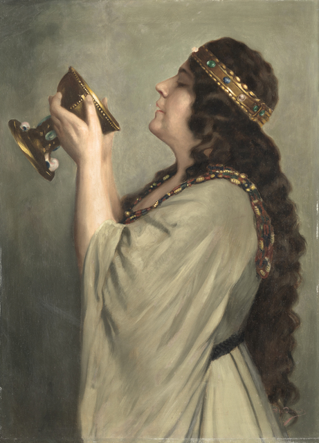 , 'Portrait of Eleonora Duse,' 1902, Brun Fine Art
