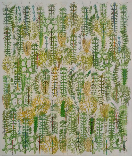 , 'Phasmidae,,' 2014, Luhring Augustine