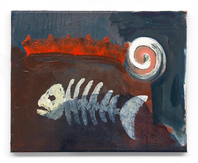 , 'King's Fish,' 2018, Galerie nächst St. Stephan Rosemarie Schwarzwälder