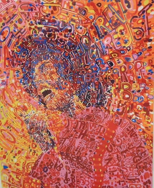 , 'Revolutionary,' 1972, Aaron Galleries