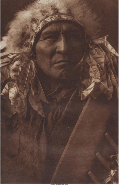 Edward Sheriff Curtis, 'Bread - Apsaroke', 1908, Heritage Auctions