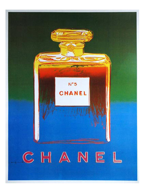 Andy Warhol, 'Chanel', 1997, EHC Fine Art Gallery Auction