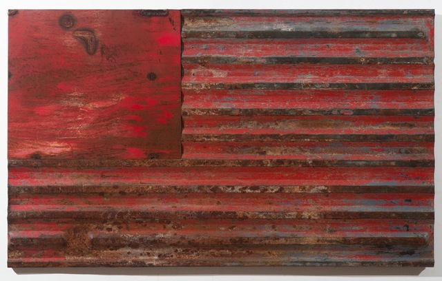 , 'Seeing Red ,' 2017, 212GALLERY