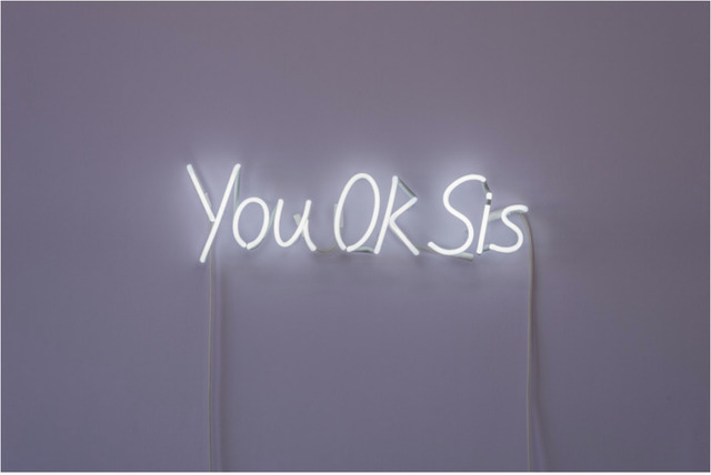 , 'You Ok Sis,' 2018, MARS