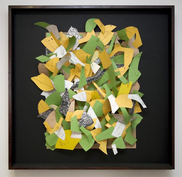 , 'Flight,' 2015, Gallery Elena Shchukina