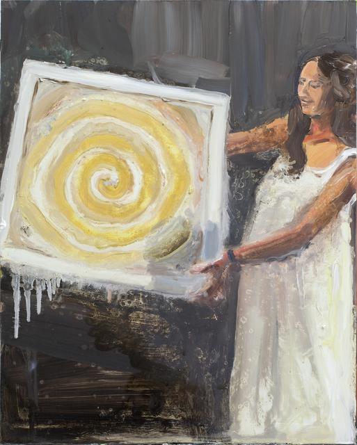 , 'Spiral,' 2015, Galleri Magnus Karlsson