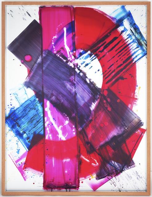 , 'I love you (Hail Blue),' 2014, Galerie Peter Kilchmann
