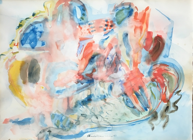 Amaranth Ehrenhalt, '5:45-6:25 AM', 1969, Lawrence Fine Art