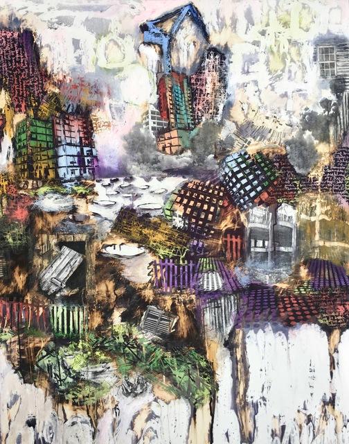 , 'After All (Backgrounds),' 2017, ARTLabAfrica