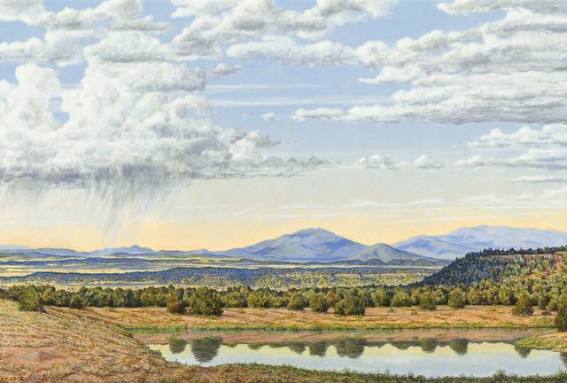 , 'Rattlesnake Tank,' 2015-2016, Gerald Peters Gallery Santa Fe