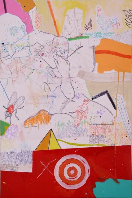Thameur Mejri, 'Target', 2019, The Foundation Gallery