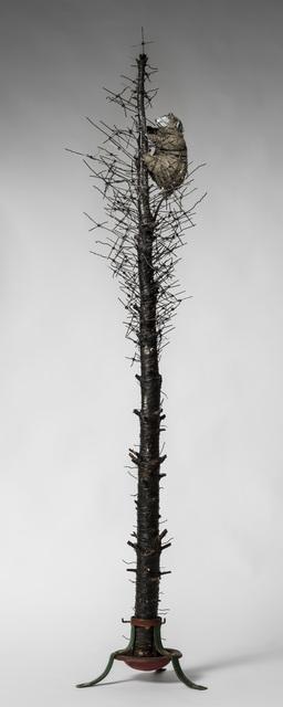 , 'O Tannenbaum,' 2015, Carter Burden Gallery