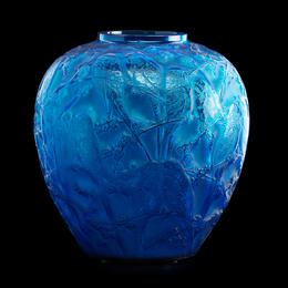 Perruches vase