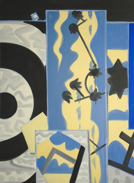 , 'Madrid, Night Studio #5,' 2004-06, David Richard Gallery