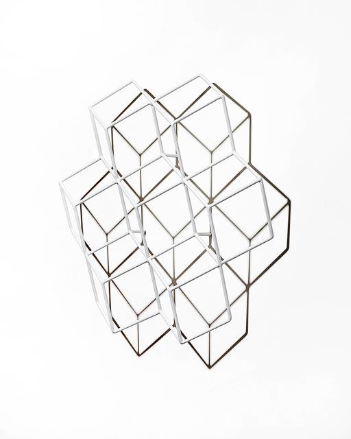 , 'White Rhombi,' 2015, Candida Stevens Gallery