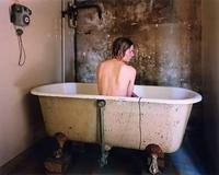 Femme dans la Baignoire