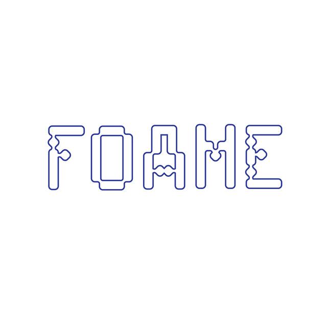 ", '""FOAME"" Type Specimen,' 2016, Patrick Parrish Gallery"