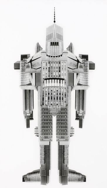 Joel Kuntz, 'Globobot NY', 2015, Coleccion SOLO